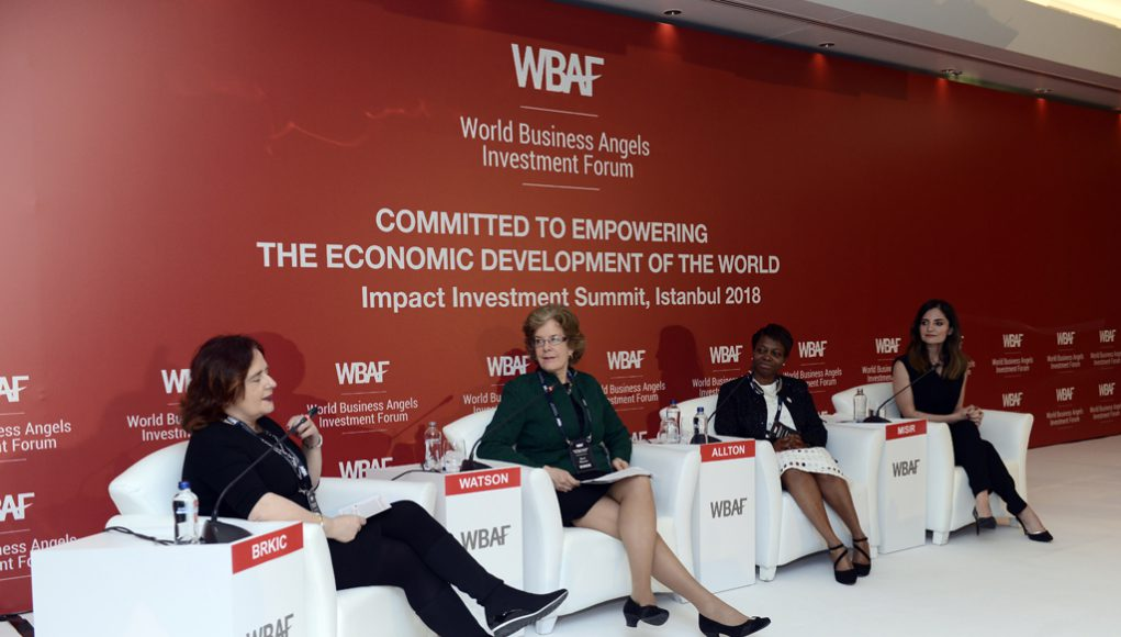 World Congress of Angel Investors assists United Nations in its 2030 SDG, gathering the world's impact investment leaders to shape the global agenda for the social good in 2019